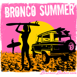 Bronco Summer