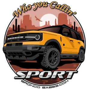 Who You Callin' Sport