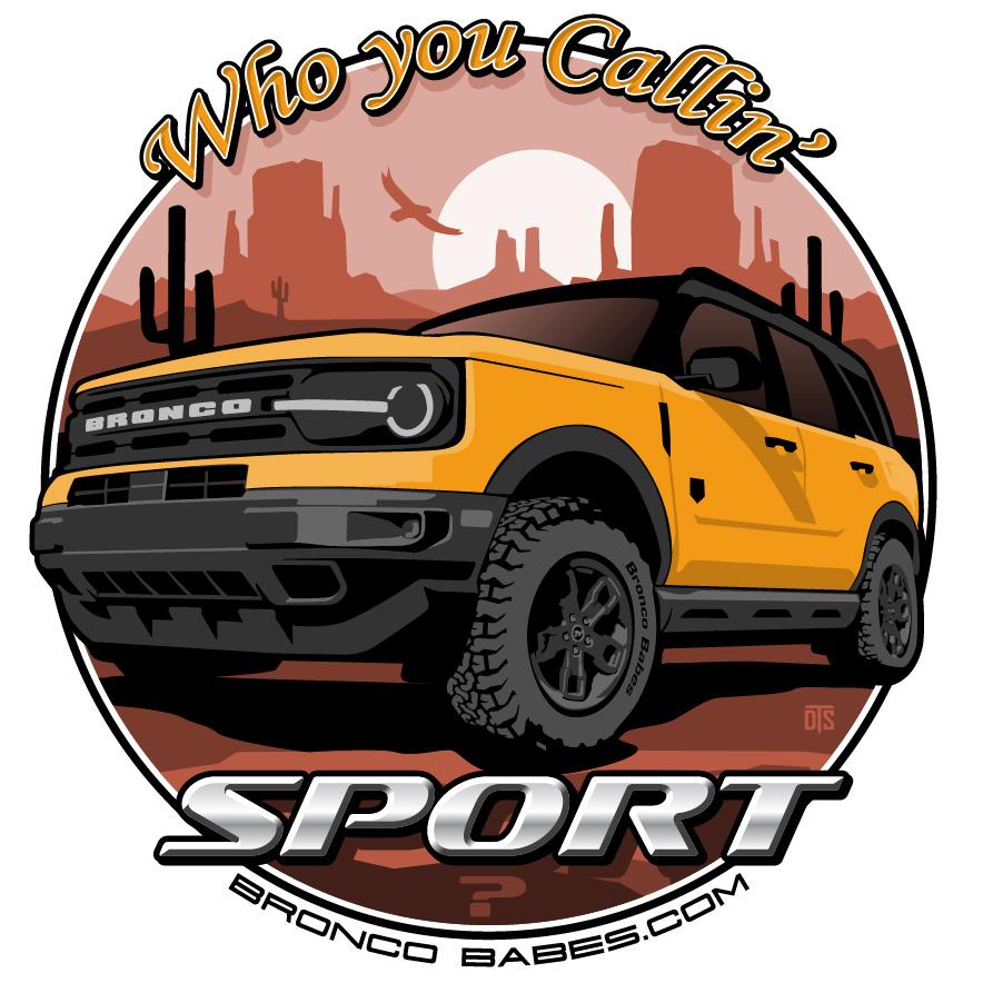 Who You Callin' Sport (Cyber Orange) Women's Relaxed T-Shirt