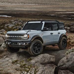 NEW Bronco 2021+