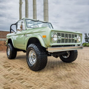 Early Bronco 66-77