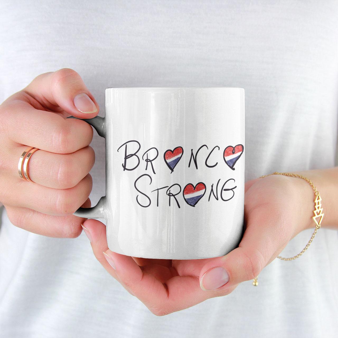 Bronco Strong 11oz Mug