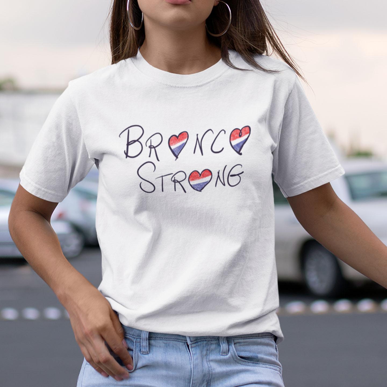 Bronco Strong Unisex T-Shirt