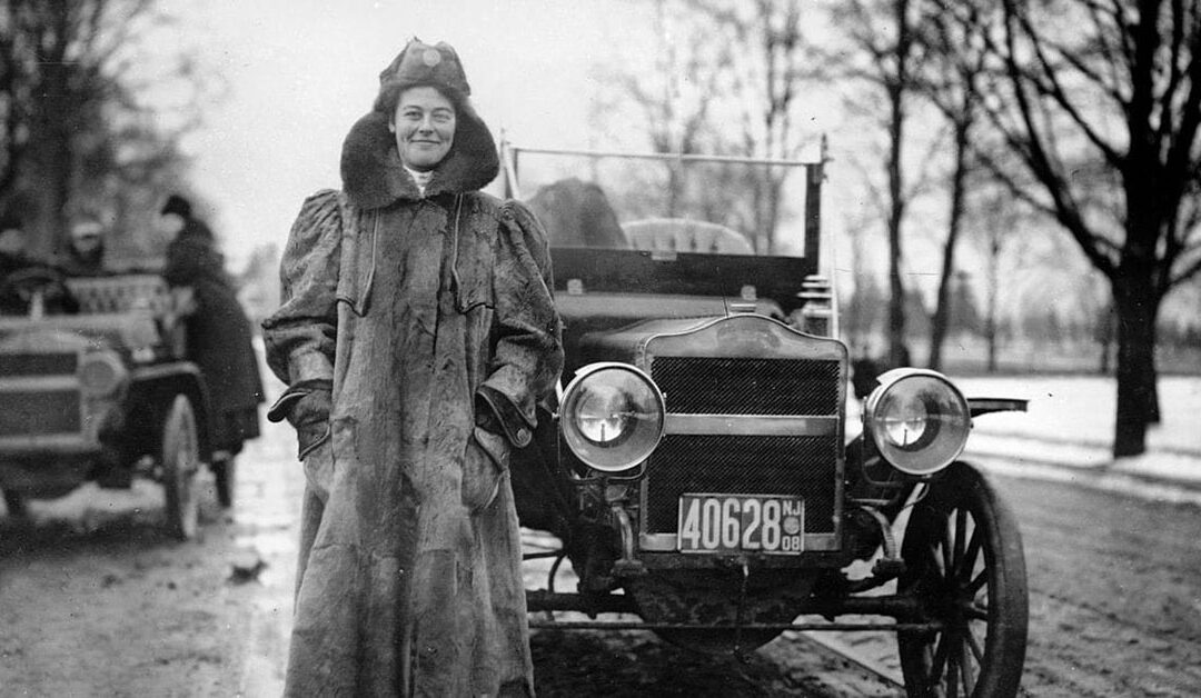 Badass Women of Automotive History: Alice Ramsey