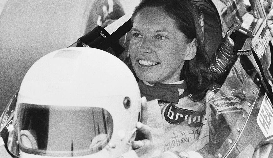 Badass Women of Automotive History: Janet Guthrie